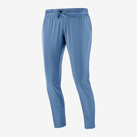Salomon Women's Comet Pant- Copen Blue
