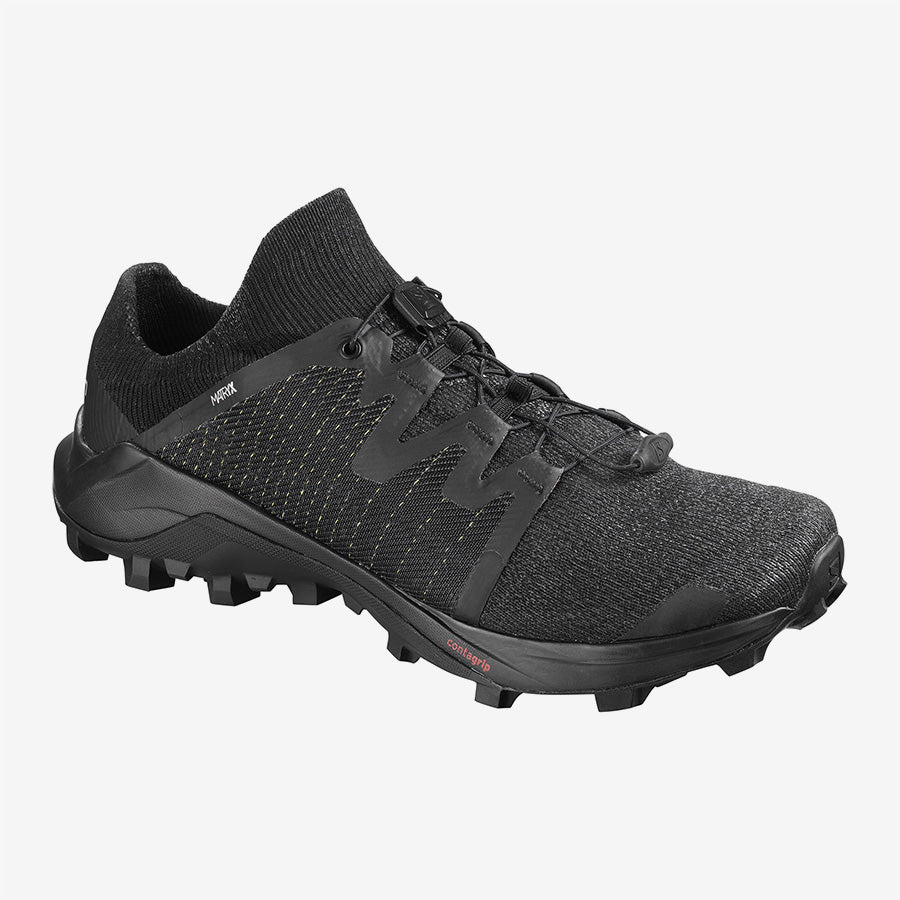 Men's Salomon Cross / Pro - Black