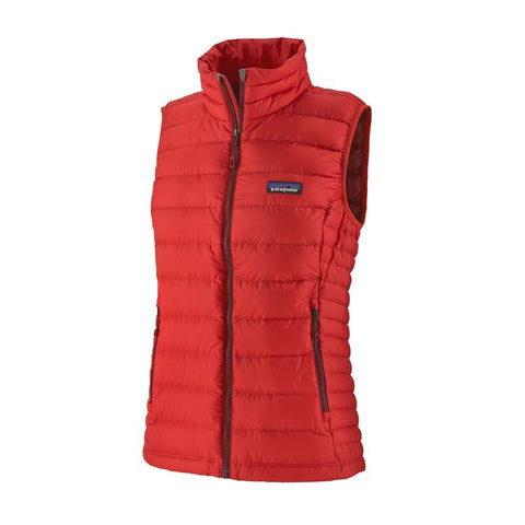 Patagonia Women's Down Sweater Vest- Catalan Coral