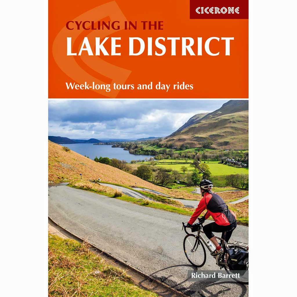 Cicerone Guide Book: Cycling in the Lake District
