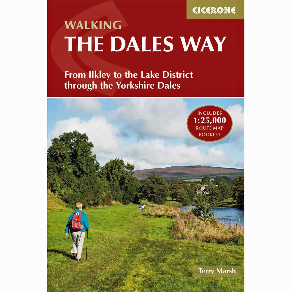 Cicerone Walking Guidebook - The Dales Way