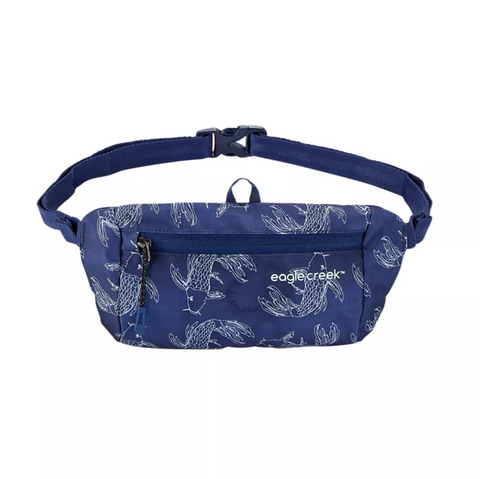Eagle Creek Stash Waist Bag - Blue