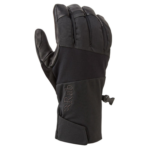 Rab Gloves Ether WATERPROOF Black