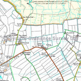 OS Explorer ACTIVE Map 314 Solway Firth, Wigton and Silloth
