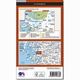 OS Explorer ACTIVE Map 398 Loch Morar & Mallaig