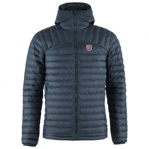 Fjallraven Men's Expedition LÄtt Hoodie- Navy