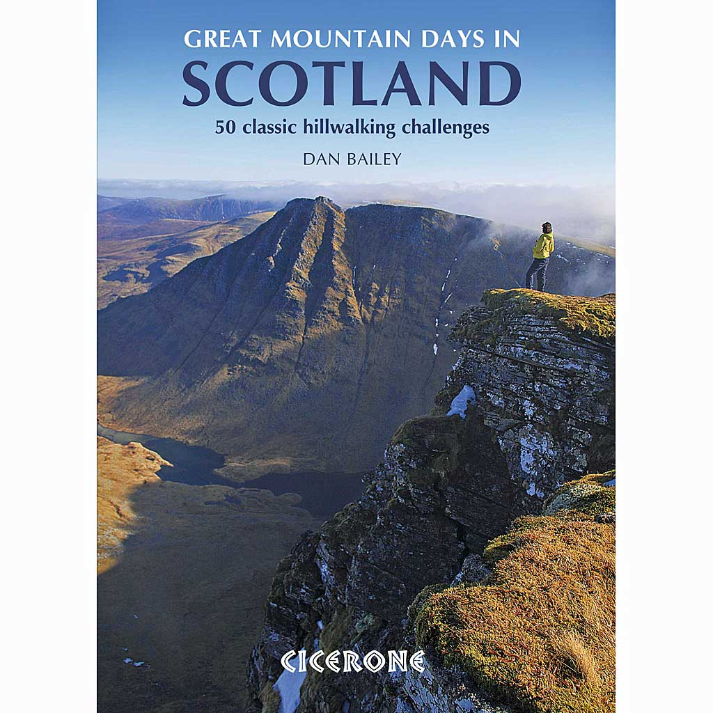Cicerone Guidebook: Great Mountain Days in Scotland