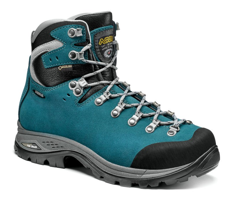 Asolo Women's Greenwood GV Hiking Boot - Blue