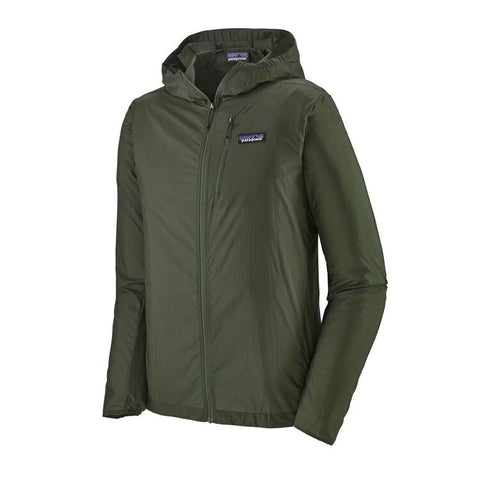 Patagonia Men's Houdini Jacket- Industrial Green