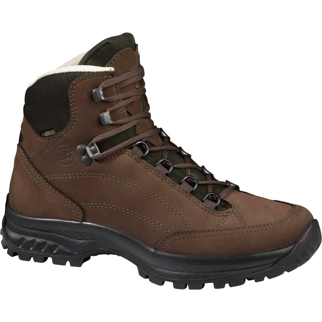 Hanwag Boots Women's Alta Bunion Lady GTX Brown