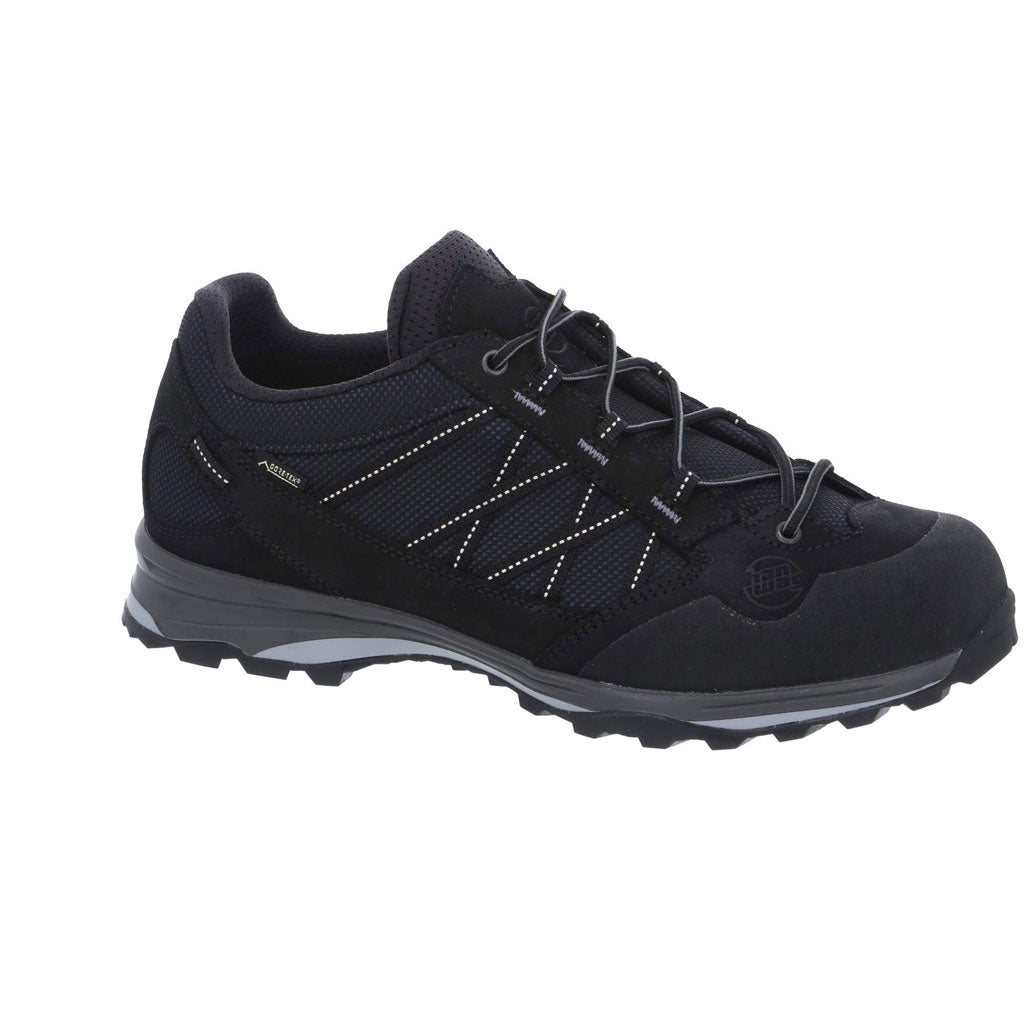 Hanwag Shoes Men's Belorado II Low Bunion GTX Black