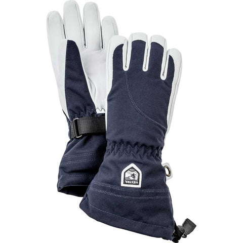 Hestra Ski Gloves Women's Heli Ski Female Navy
