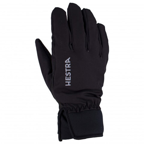 Unisex Hestra Czone Contact Glove - Black