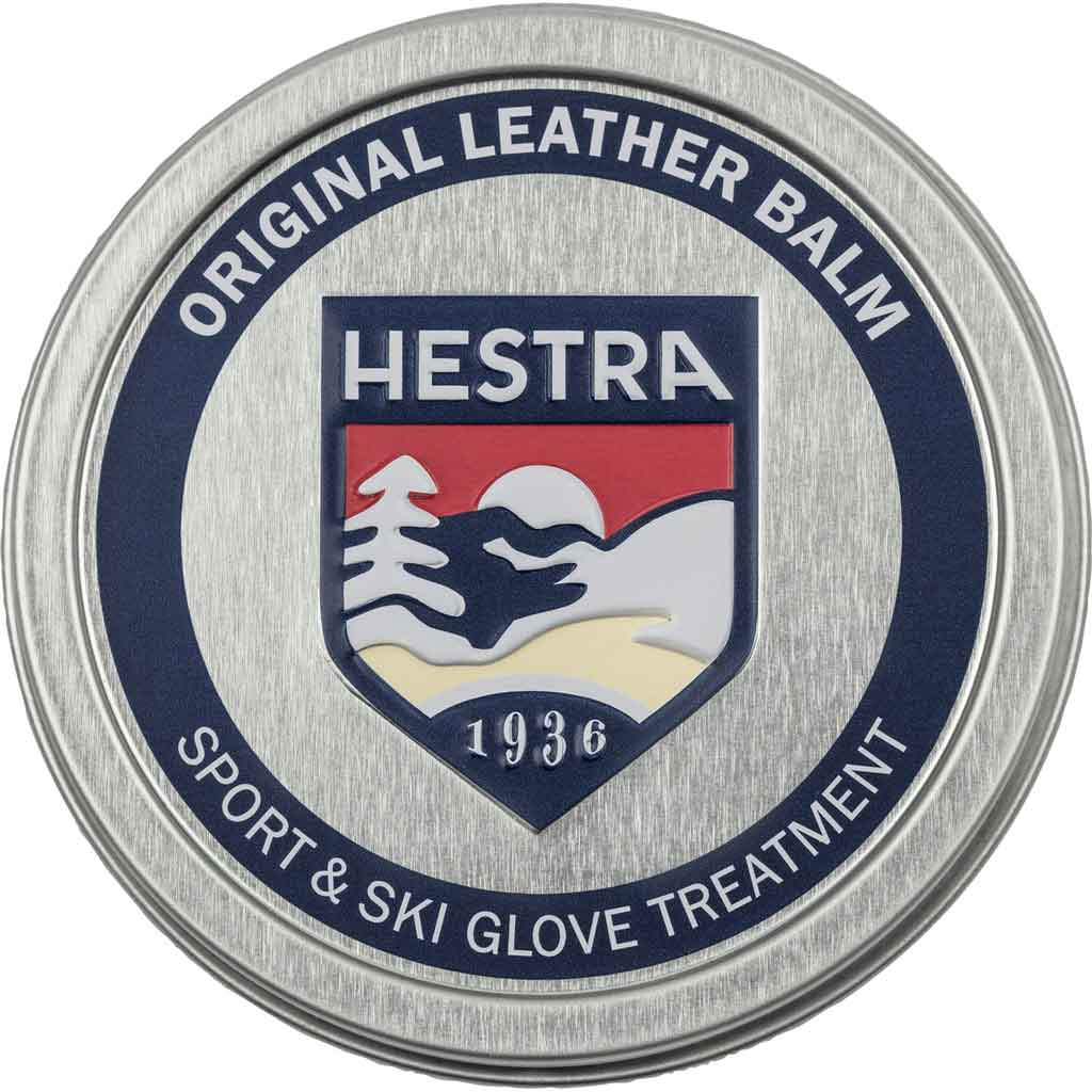 Hestra Gloves Care: Leather Balm Tin