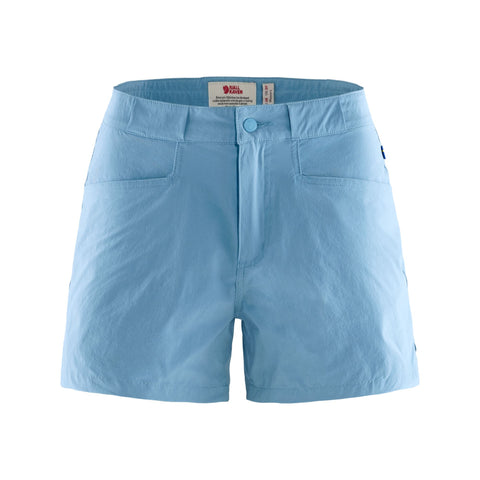 Fjallraven Women's High Coast Lite Shorts - Blue