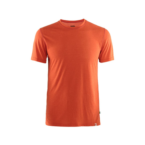 Fjallraven Men's High Coast Lite T-Shirt - Red