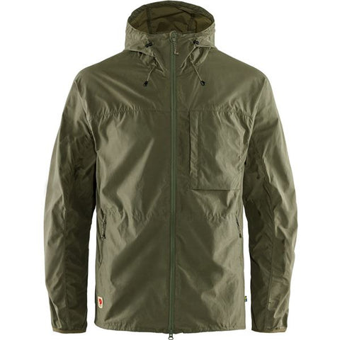 Fjallraven Men's High Coast Wind Jacket - Green