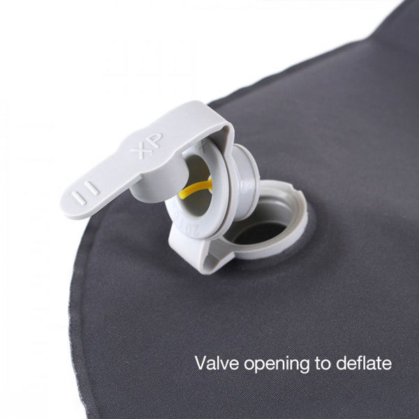 LifeVenture Inflatable Neck Pillow