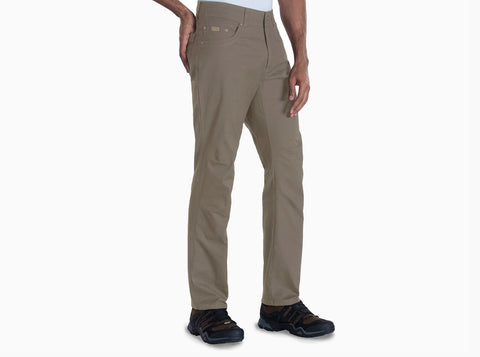 "Kuhl Men's Kanvus Jean Long 34""- Khaki"