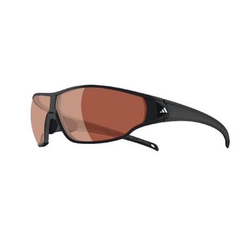 Adidas Eyewear Tycane Sunglasses L Matt Black/Dark Grey LST Active Silver