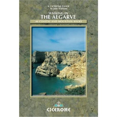 Cicerone Guide Book: Walking in The Algarve