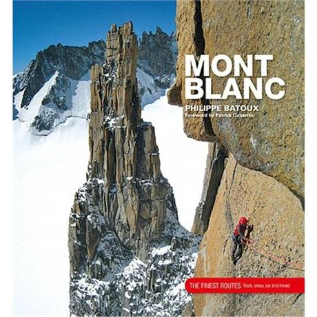 Book: Mont Blanc : The Finest Routes