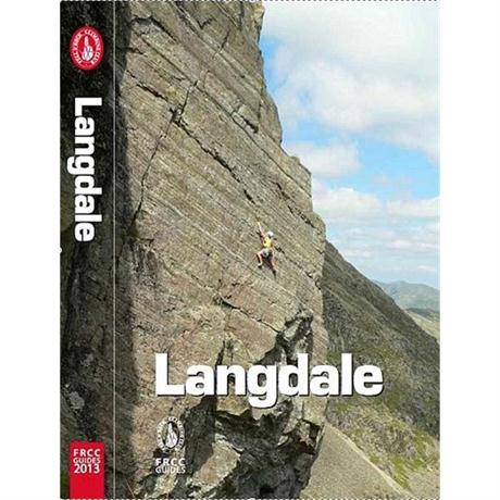 FRCC Climbing Guide Book: Langdale