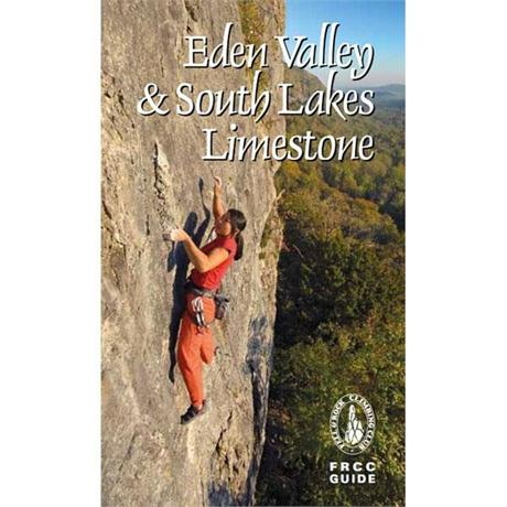 FRCC Climbing Guide Book: Eden Valley & South Lakes Limestone