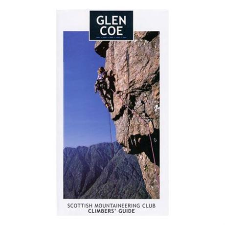 SMC Climbing Guide Book: Glen Coe - Rock & Ice