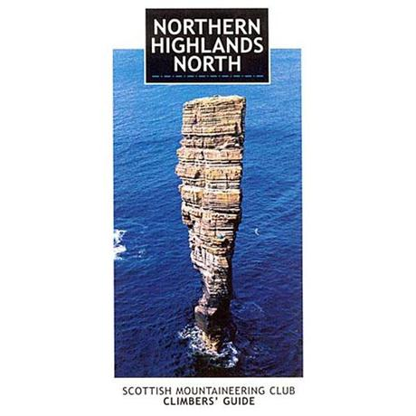 SMC Climbing Guide Book: Northern Highlands - North