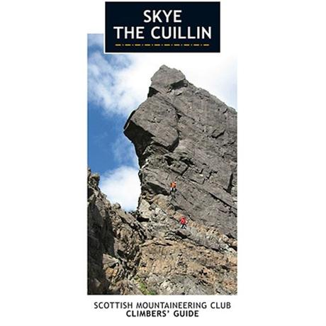 SMC Climbing Guide Book: Skye - The Cuillin
