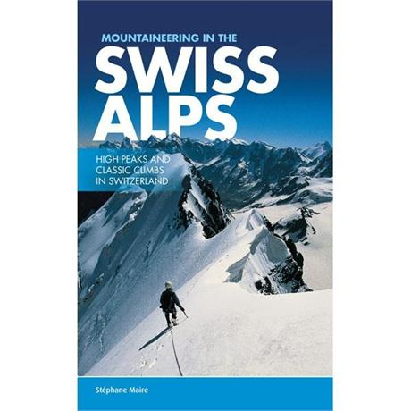 Book: Mountaineering in the Swiss Alps