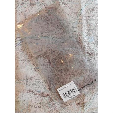 Harvey Pocket Lens Large 150x78mm Map Magnifier