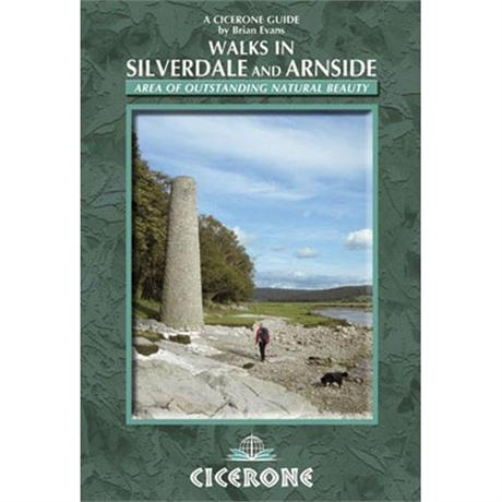 Cicerone Guide Book: Walks in Silverdale and Arnside