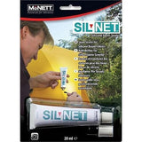 Gear Aid (McNett) Seam Grip +SIL Silicone Tent Sealant (42g/1.5oz Tube)