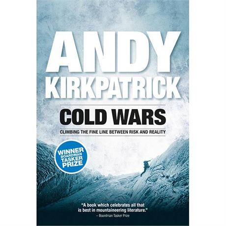 Book: Cold Wars: Andy Kirkpatrick