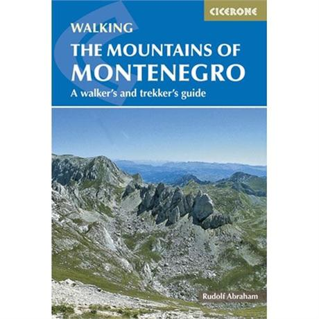 Cicerone Guide Book: The Mountains of Montenegro