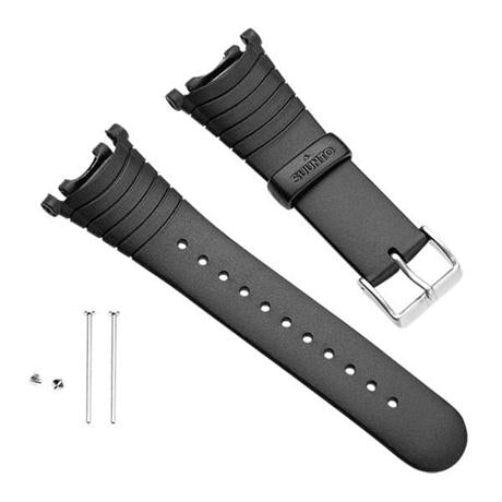 Suunto Watch Spare/Accessory Strap Vector - Rubber Black