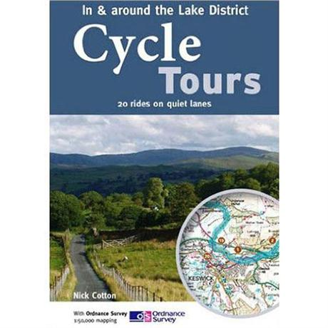 Book: Cycle Tours in and Around the Lake District