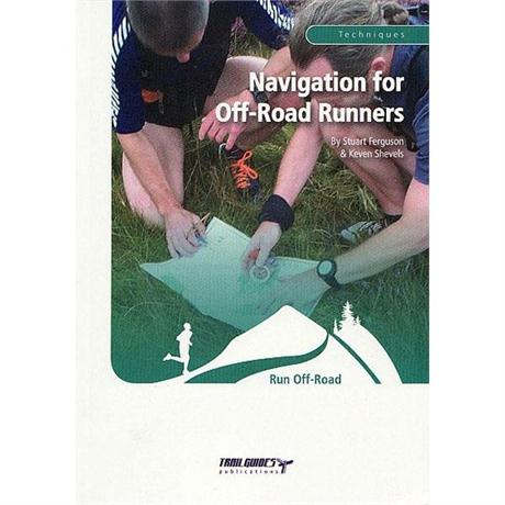 Running Book: Navigation for Off-Road Runners