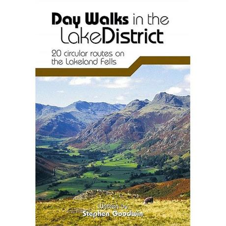 Guide Book: Day Walks in the Lake District: Goodwin