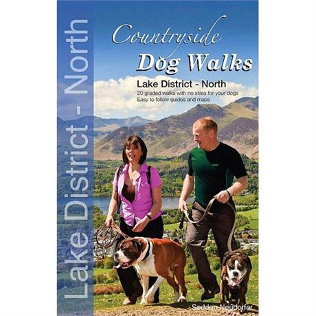 Book: Countryside Dog Walks: Lake District - North