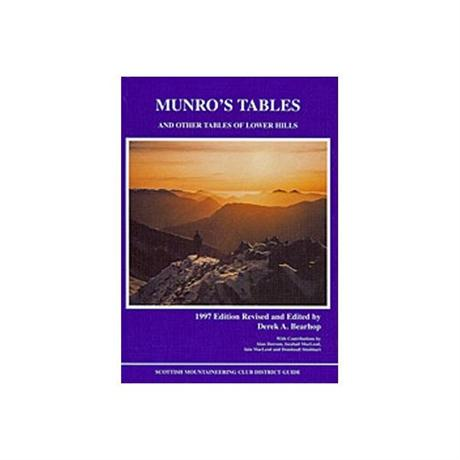 SMC Guide Book: Munro's Tables
