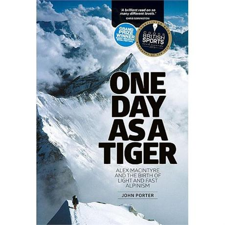 Book: One Day as a Tiger: Porter