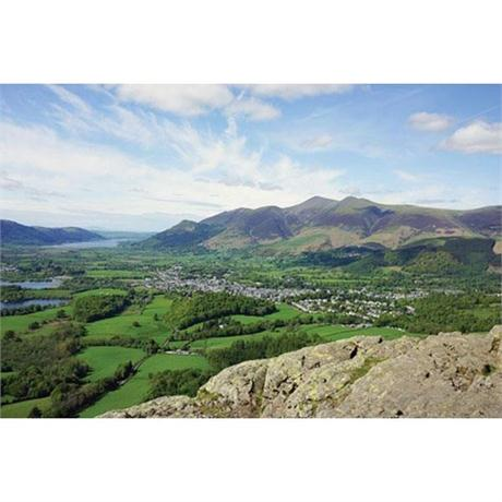 Cicerone Guide Book: The Cumbria Way: Gillham