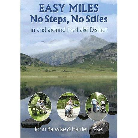 Book: Easy Miles: No Steps, No Stiles in and around the Lake District