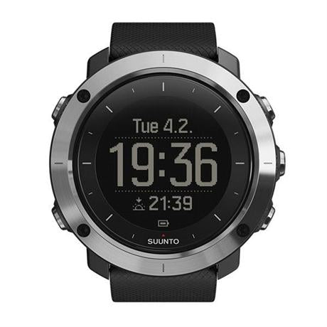 Suunto GPS Watch Traverse Black