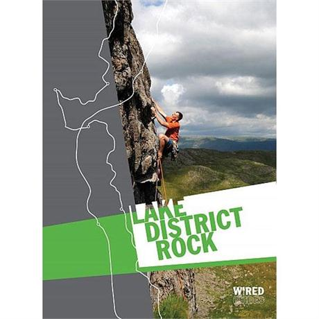 FRCC Climbing Guide Book: Lake District Rock