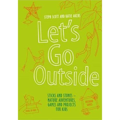 Book: Let's Go Outside