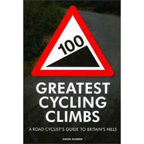 Book: 100 Greatest Cycling Climbs: Simon Warren